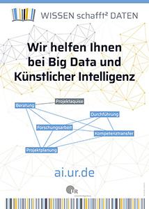 WsD-Plakat zum 8. Bayerischen Innovationskongress